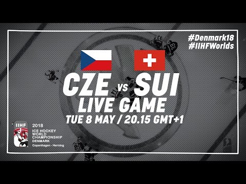 Czech Republic - Switzerland | Full Game | 2018 IIHF Ice Hockey World Championship