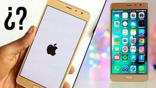 COMO TRANSFORMAR CUALQUIER CELULAR CON MIUI EN UN IPHONE CON IOS 11 | NO ROOT