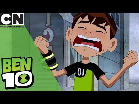 Ben 10 | Hiding from the Monster | Cartoon Network