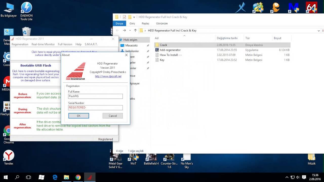 Download Hdd Regenerator 1.71 Full Crack