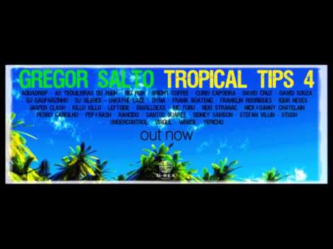 Gregor Salto - Tropical Tips 4 (Continuous DJ Mix)