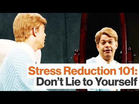 Amy Cuddy: Feeling Anxious? The Last Thing You Should Do Is Lie To Yourself.