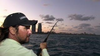 Вьюрок час спортсмен Флорида - Майамі Тарпон рибалка з Lunkerdog - 1 сезон ЕП. 5 РТОП