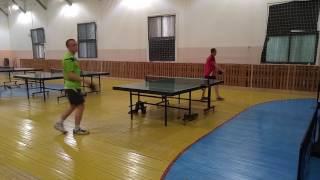 Финал п.Дедовичи Деревянченко М. 3-1 Олейников Д.