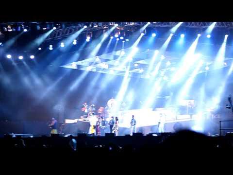 AR RAHMAN Live in Dubai - Chikku Bukku Raile