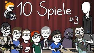 10 Spiele in 369 Sekunden #3 thumbnail