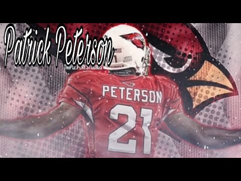 """Patrick Peterson - """"See Me Fall"""""""