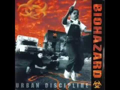 Biohazard Urban Discipline Album