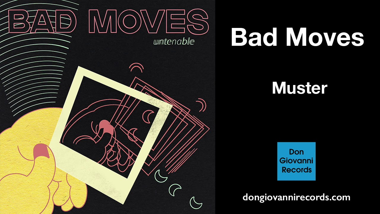 Muster By Bad Moves On Amazon Music Amazon Com