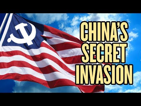 China's Secret Invasion of the US  General Robert Spalding  Trump China  China Uncensored