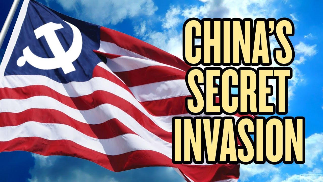 China's Secret Invasion of the US | General Robert Spalding | Trump China | China Uncensored - YouTube