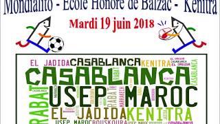 Mondialito de Kénitra - édition 2018.