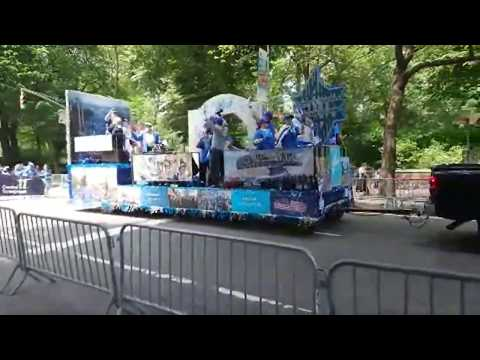 Salute To Israel Parade New York City - 2019, June 2 Real Sounds Unedited