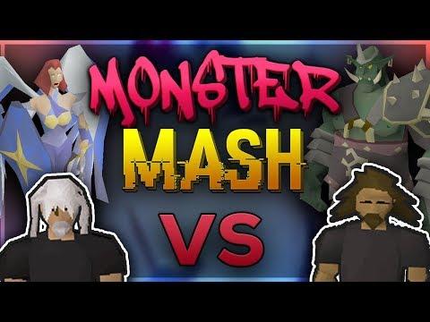 Monster MASH  Tanzoo v Virtoso  Episode 106