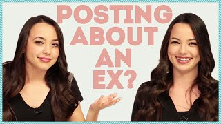 POSTING ABOUT AN EX w/ the Merrell Twins thumbnail