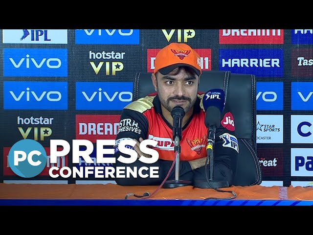 My quick-arm action and speed makes me unique - Rashid Khan