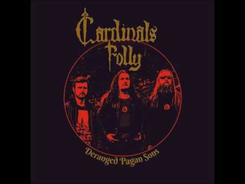 Cardinals Folly - The Island Where Time Stands Still (Single 2017)