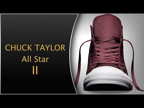 CONVERSE Chuck Taylor All Star II | UNBOXING AND ON FEET
