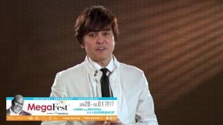 MegaFest17: Pastor Joseph Prince