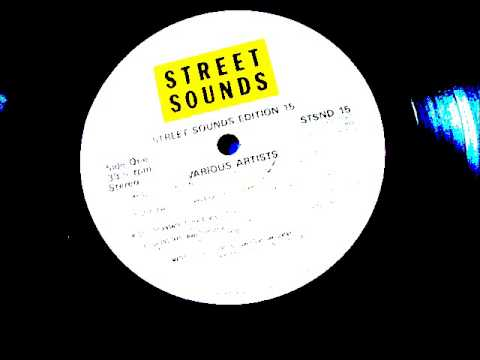 Colonel Abrams  - Music Is The Answer. 1984