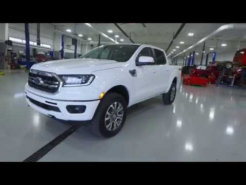 2019 Ford Ranger Lariat: First Impressions