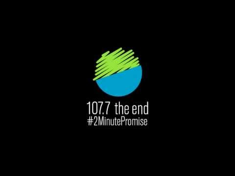 107.7 The End = New Music Discovery & Half The Commercials