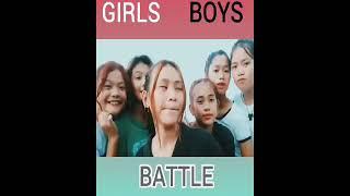 #1 PINOY FUNNY VIDEOS(bawal tumawa) GIRLS VS BOYS NAKAKATAWANG SAGUTAN