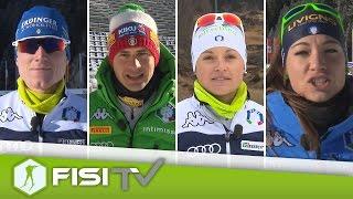 FISI Quiz - Gioca con noi la staffetta mista del Biathlon