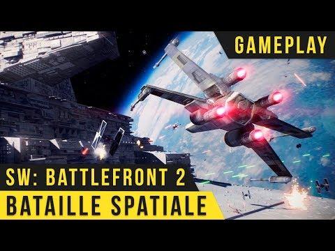 UN PILOTE NÉ ! STAR WARS BATTLEFRONT 2 GAMEPLAY FR thumbnail