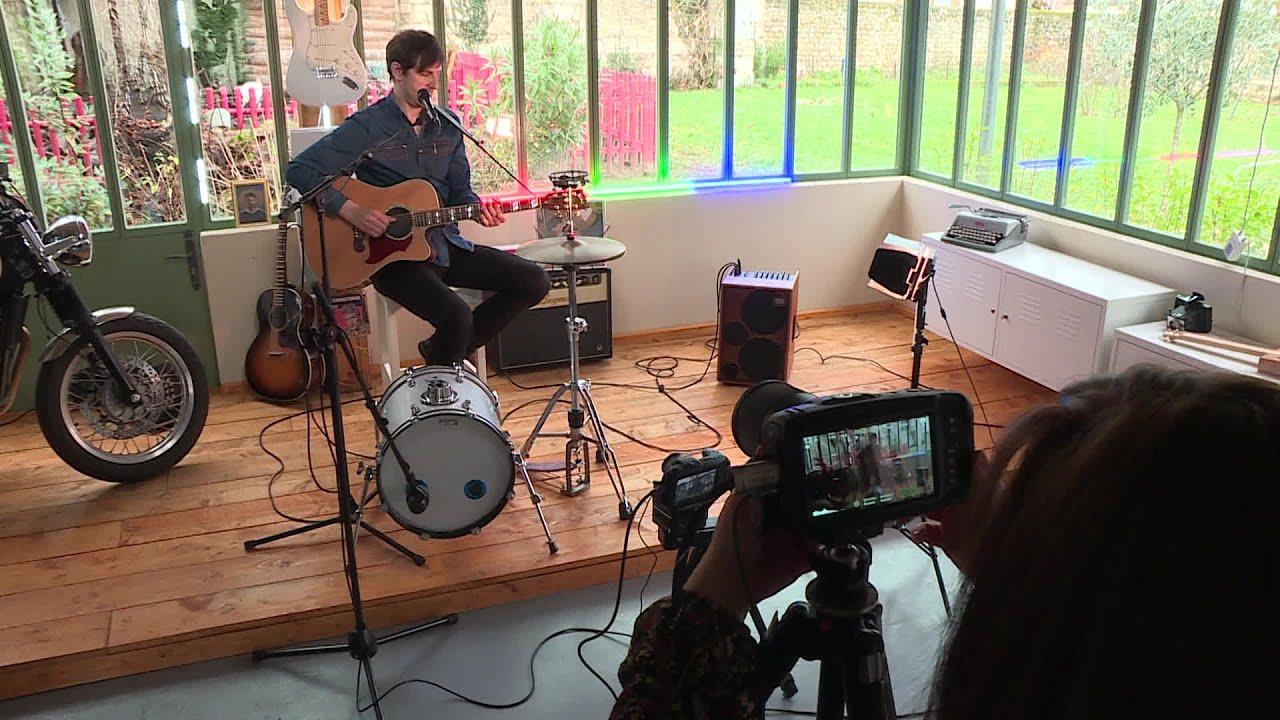 REPORTAGE France 3 Picardie : soutien aux artistes en vidéo