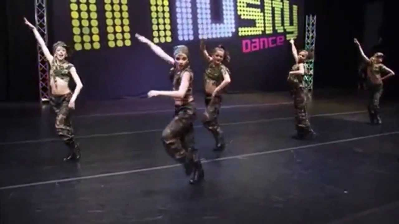 Dance Moms Don't ask just tell Hip Hop Group - YouTube