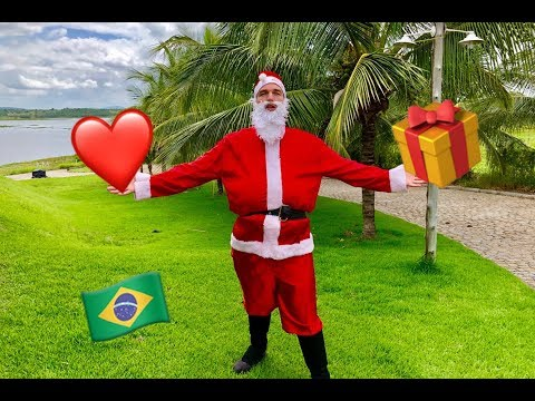 A Brazilian Christmas to Remember
