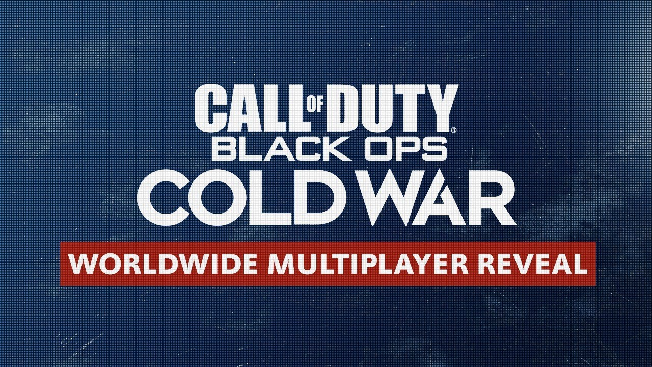 Call of Duty®: Black Ops Cold War Multiplayer Reveal thumbnail