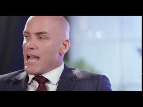 Former President Lex Luthor Discusses the Role of the Dishonest Media regarding his Impeachment