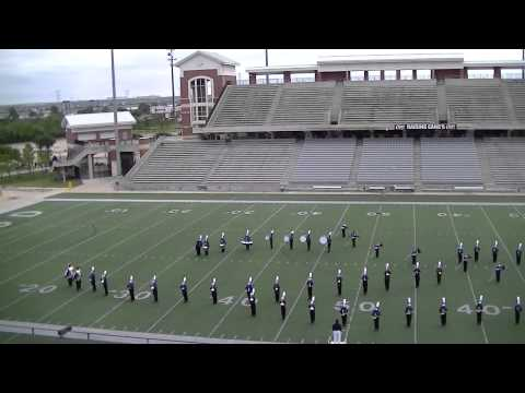 2013 Navasota High School Marching Band UIL Contest Performance