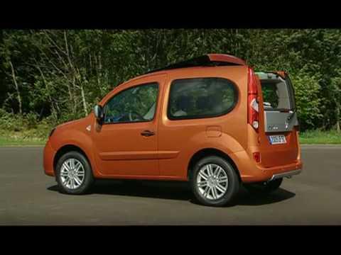 New Renault Kangoo Be Bop 2009 Youtube