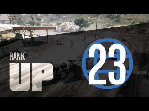 GTA 5: upgrading crew rank