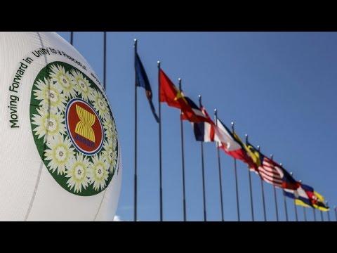 VLOG: 25th ASEAN Summit begins in Myanmar