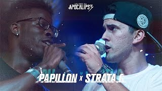 Liga Knock Out Apresenta: Papillon vs Strata G (Apocalipse 3)