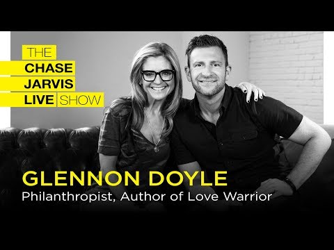 Embracing Your Messy, Beautiful Life /w Glennon Doyle   Chase Jarvis LIVE