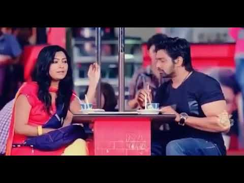 Radhika pandit and Druva sarja comedy film dialogue
