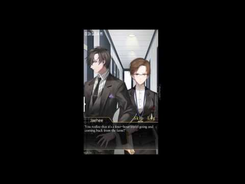 「Mystic Messenger」Favourite scenes from Jaehee route