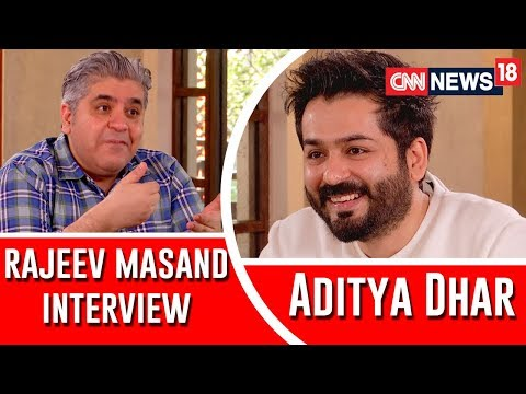 Uri Director Aditya Dhar Interview With Rajeev Masand