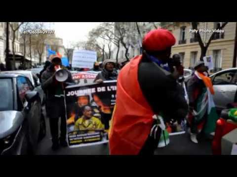 L'oeil de PPV Marche de l'union sacré de la Diaspora