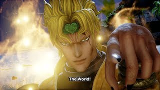JUMP FORCE - Jotaro and DIO Character Trailer | PS4, XB1, PC