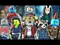 LEGO Marvel : Guardians of the Galaxy Vol. 2 Minifigures - Showcase