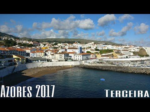 Viaje a las Azores. Días 3 y 4: Praia da Vitoria y Angra do Heroísmo.
