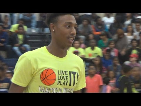 Garfield Heights High School 6 O'Clock Madness 2015 | Willie Jackson, Frankie Hughes & More!!