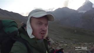 Дозор 77 на вершине Казбека август 2018