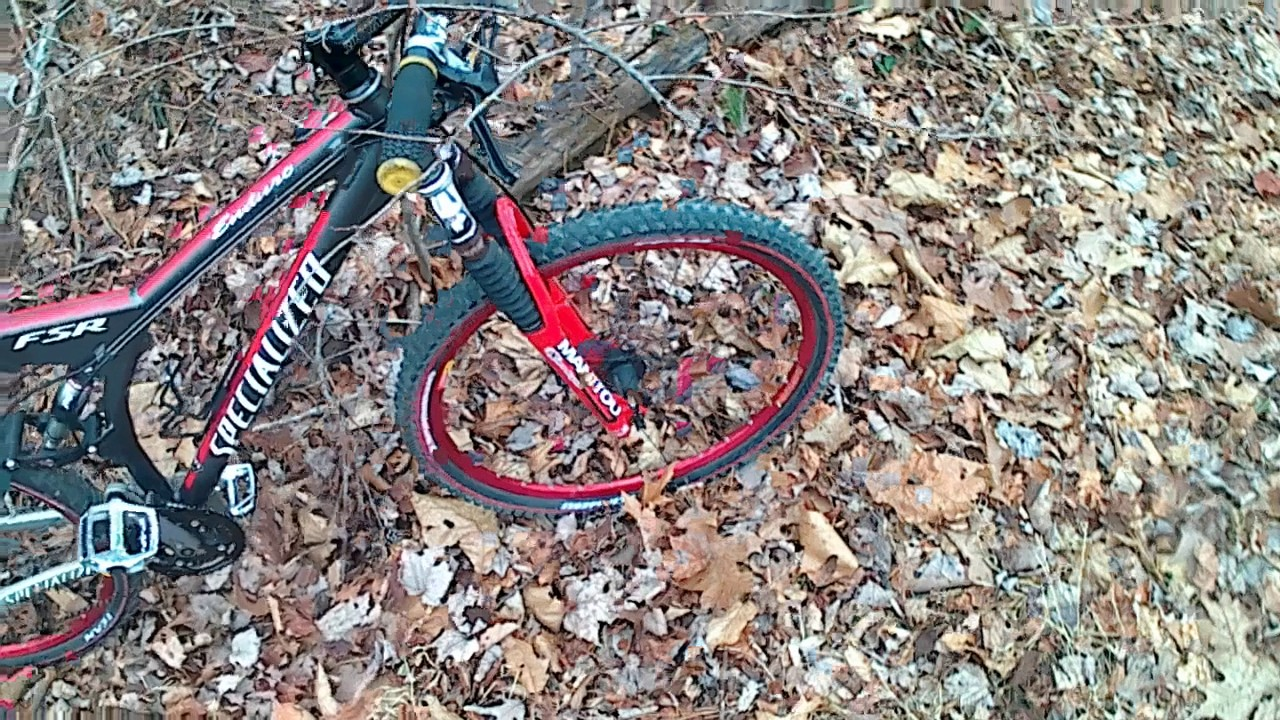 First Look Specialized FSR Enduro Pro